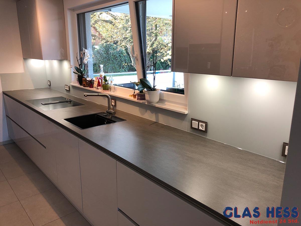 Küchenrückwände | Glas Hess - Ihr Glasermeister in Hagen